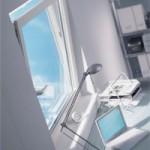 tilt turn window frame