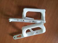PVC Sliding Patio Door Handle.